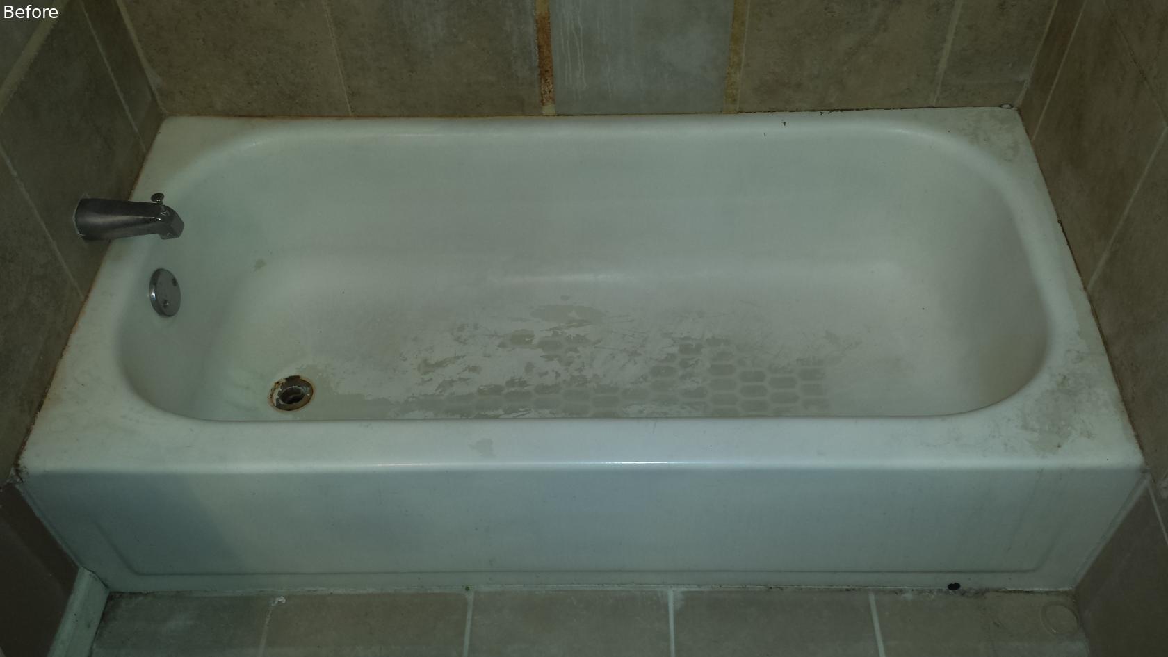 Bathtub Refinishing Tallahassee Fl