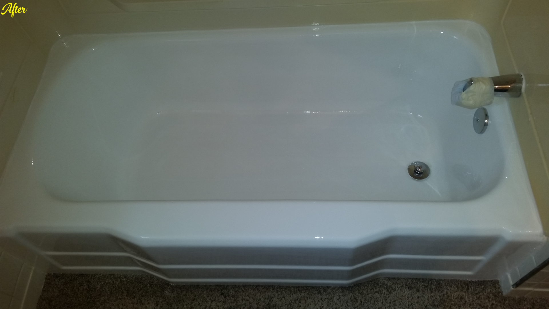 Best Bath Tub Finish | Photos of Our Work | Call Today 1-800-884-4399