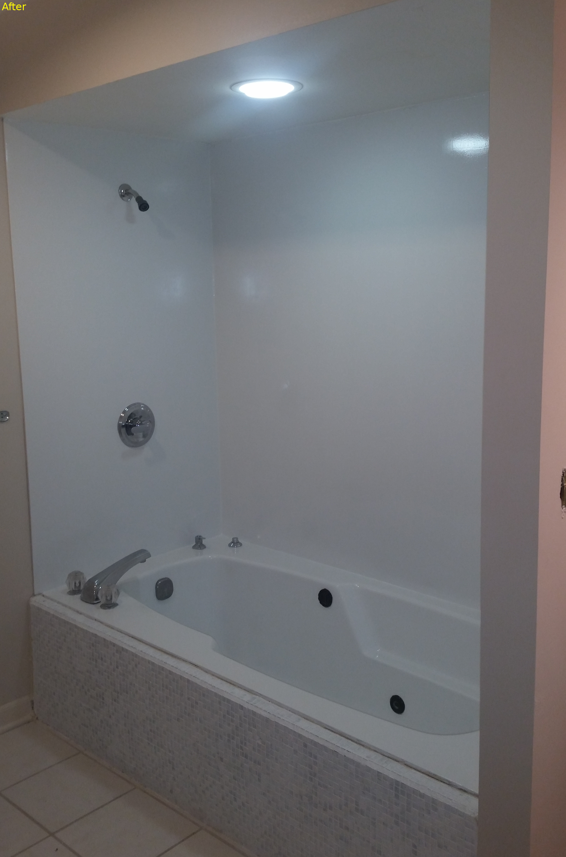 bathtub counter tile refinishing process srs floor schaumburg tub kit nonslip