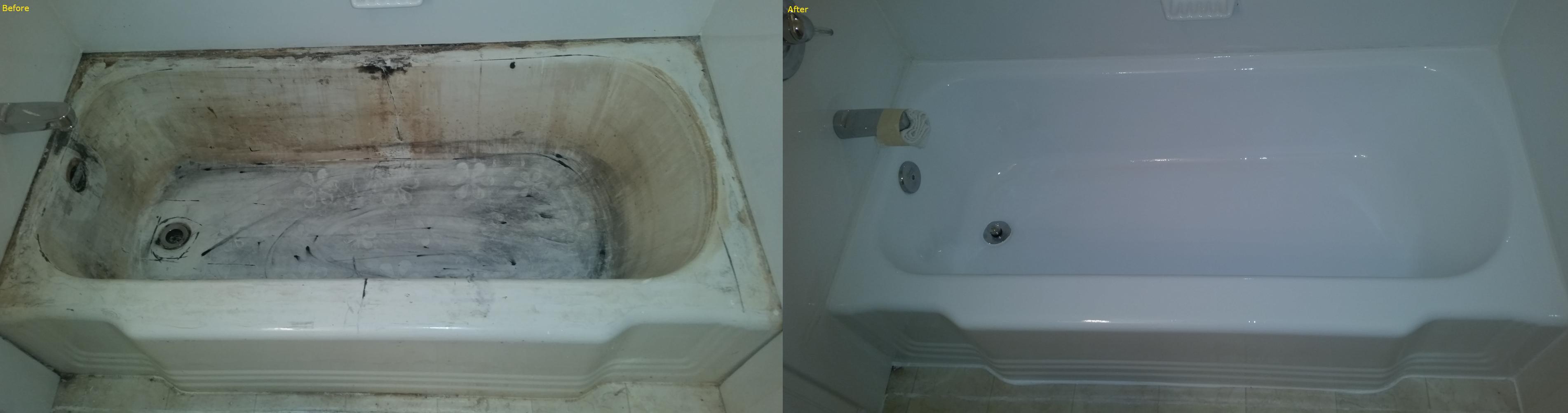 Limted Time Only Deals Best Bathtub Refinish Resurface Re Glaze